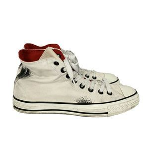 Converse Chuck Taylor High Tops White/Black Shoes